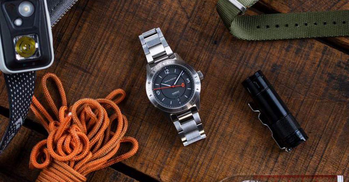 Oak & Oscar, fine watches