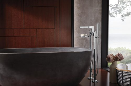 Etna Supply Kintsu bath fixtures -- Courtesy of Brizo