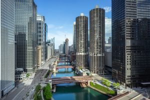 GLBD - Chicago River + Downtown Chicago | Pendry Chicago
