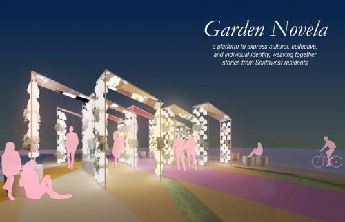 Garden Novella